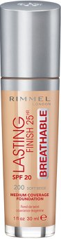 Make up Lasting Finish 25HR Breathable Rimmel