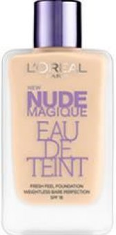 Make up Nude Magique Eau De Teint L'Oréal
