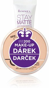 Balíček make up + pudr Stay Matte Rimmel