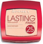 Make up pudrový Lasting Finish 25 H Rimmel