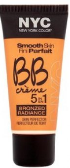 BB creme 5v1 Bronzed Radiance Smooth skin NYC