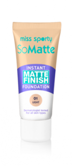 Make up So Matte Instant Matte Finish Miss Sporty