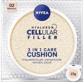 Make-up v houbičce Hyaluron Cellular Filler Nivea