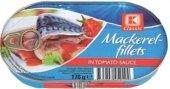 Makrela filety v omáčce K-Classic