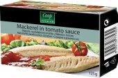 Makrela v tomatě Coop Premium