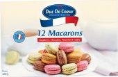 Makronky mražené Duc De Coeur