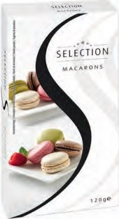 Makronky Selection