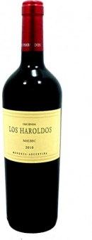 Víno Malbec Los Haroldos