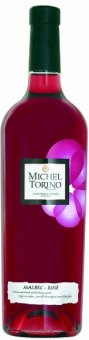 Víno Malbec Rosé Michel Torino