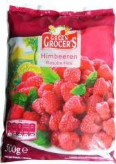 Maliny mražené Green Grocer'S