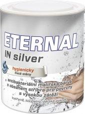 Malířská barva Eternal In silver