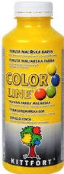 Malířská tónovací barva Color Line Kittfort
