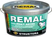 Malířský nátěr Struktura Remal