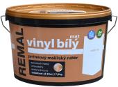 Malířský nátěr Vinyl bílý Remal