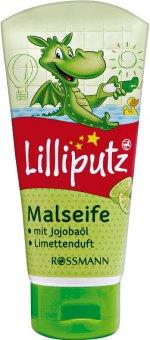 Malovací mýdlo dětské Lilliputz