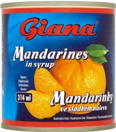 Mandarinky Giana