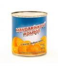 Mandarinky konzervované