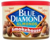 Mandle pražené Blue Diamond
