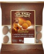 Mandle v čokoládě a skořici Dr. Ensa