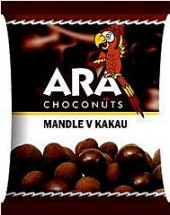 Mandle v čokoládě Ara Alika