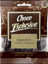 Mandle v čokoládě Choco Exclusive Poex