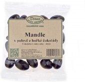 Mandle v čokoládě Diana