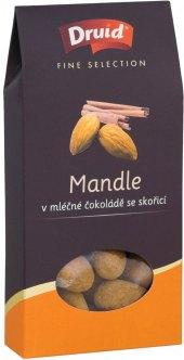 Mandle v čokoládě Druid
