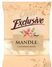 Mandle v jogurtu Poex