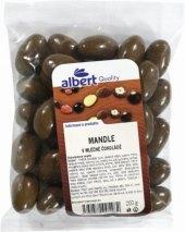 Mandle v čokoládě Albert Quality