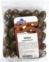Mandle v čokoládě Albert