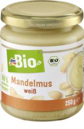 Mandlové pyré dm Bio