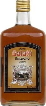 Likér mandlový Amaretto Galatti