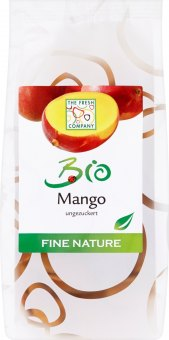 Mango sušené bio The Fresh Company