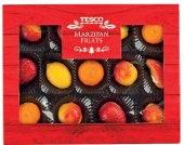 Marcipánové ovoce Tesco