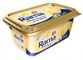Margarín máslová příchuť jemně slaná Rama