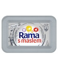 Margarín s máslem a mořskou solí Rama