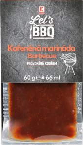 Marinády Let's BBQ K-Purland