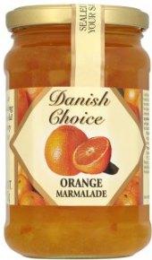 Marmeláda Danish Choice