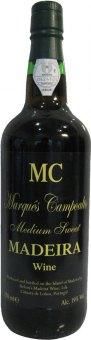 Víno Marqués Campoalto Madeira