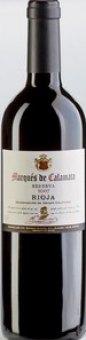 Víno Reserva Rioja Marqués de Calamata