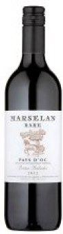 Víno Marselan Vin de Pays  D'OC