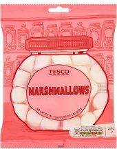 Marshmallow Tesco