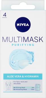 Maska pleťová čisticí Multi-Mask Nivea