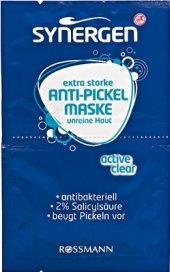 Maska pleťová čistící Synergen