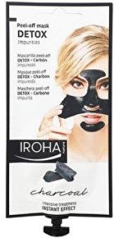 Maska pleťová slupovací Iroha