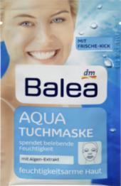 Maska pleťová textilní Balea