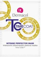 Maska pleťová zdokonalující Time Coat Dermacol