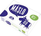 Máslo Bio Milko