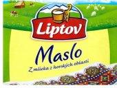 Máslo Liptov