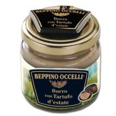 Máslo s černými lanýži Beppino Occelli